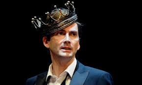 David Tennant as Hamlet (2009)